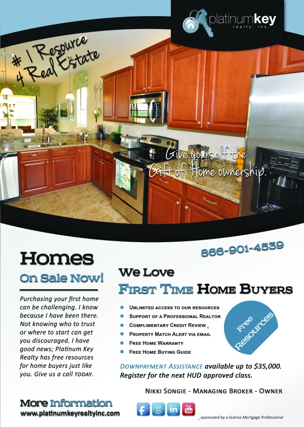 First Time Home Buyer Flyer v2