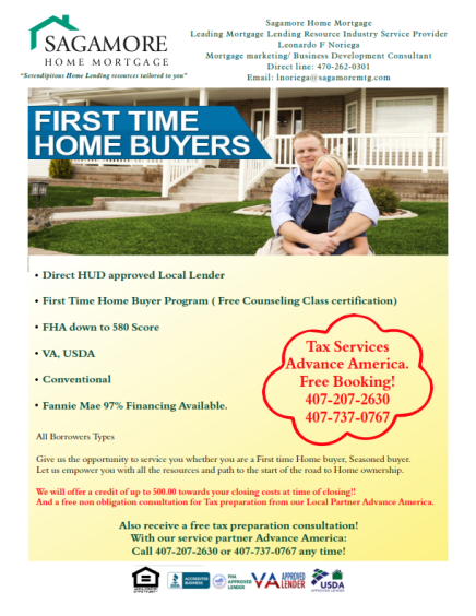 First time home buyers_001