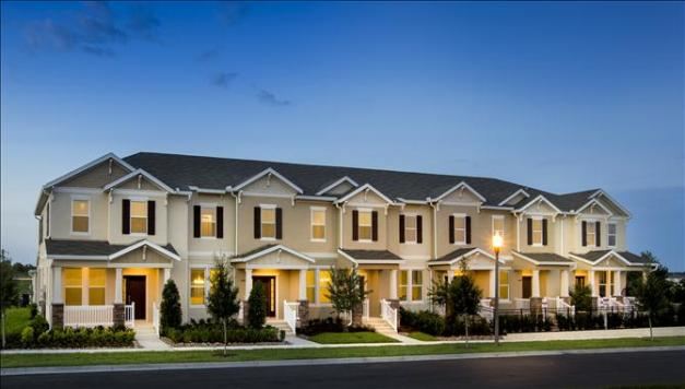 Purchase A New Town Home And Get Cash Back After Closing